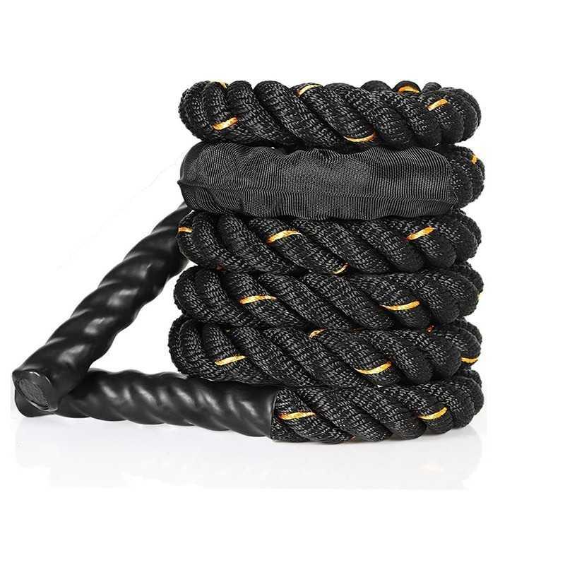 corde à sauter lourde