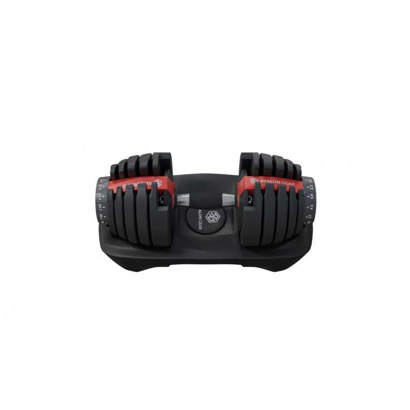 Haltères réglables 24 KG Avalon Gear
