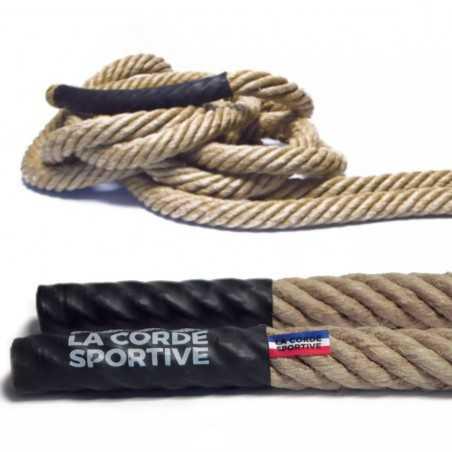 corde ondulatoire chanvre naturel france avalon gear