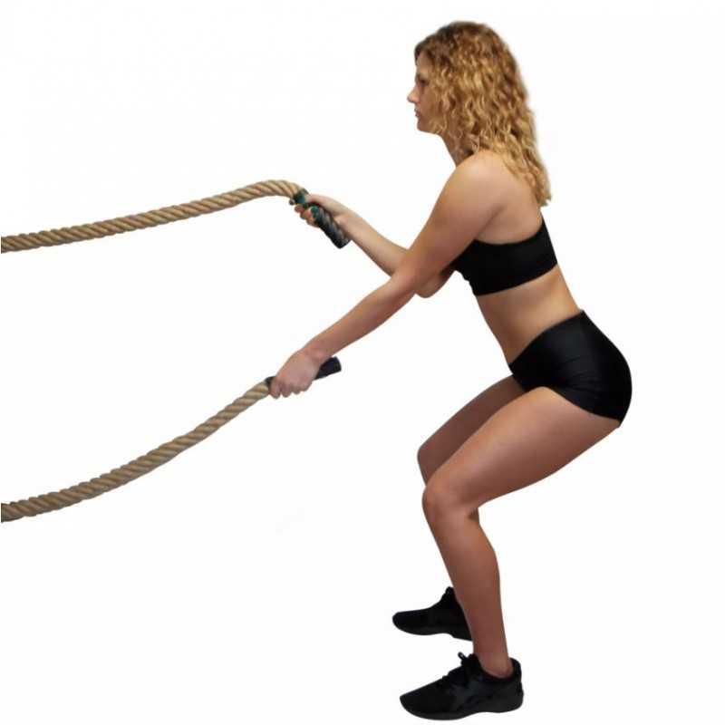 corde ondulatoire femme 100% naturel france avalon gear